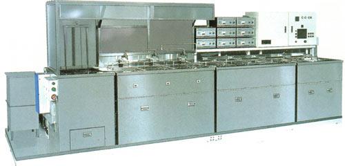 9槽式超音波精密洗浄装置 SD-2M12254
