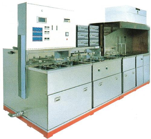 10槽式超音波精密洗浄装置 SD-1M02540