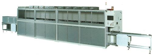 レンズ・ガラス・ハードディスク用自動超音波洗浄装置 SD-1M02471